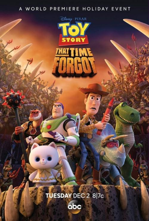 Toy Story: Prehistoria / Toy Story That Time Forgot