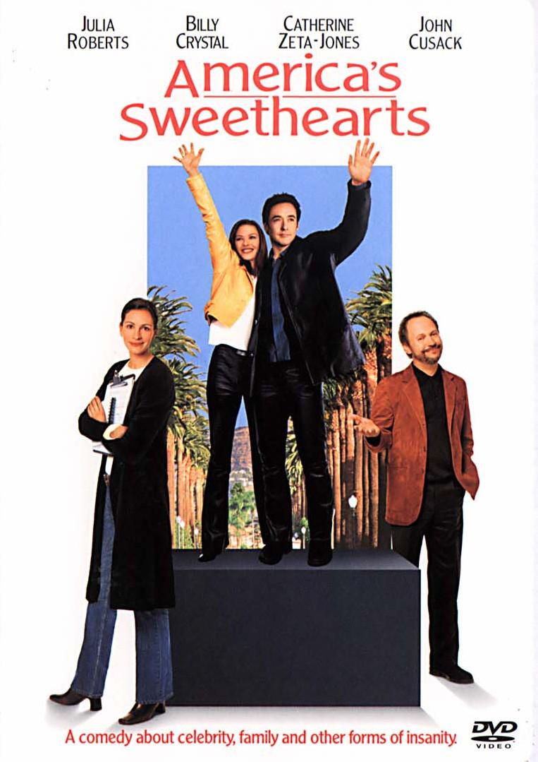 Ulubieńcy Ameryki / Americas Sweethearts