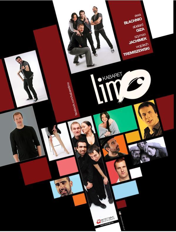 Kabaret Limo - To, Co Najlepsze (2014)