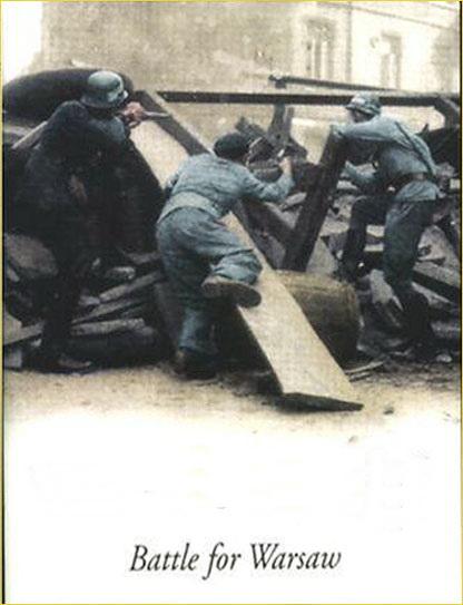 Bitwa o Warszawę - Powstanie w '44 / Battle for Warsaw