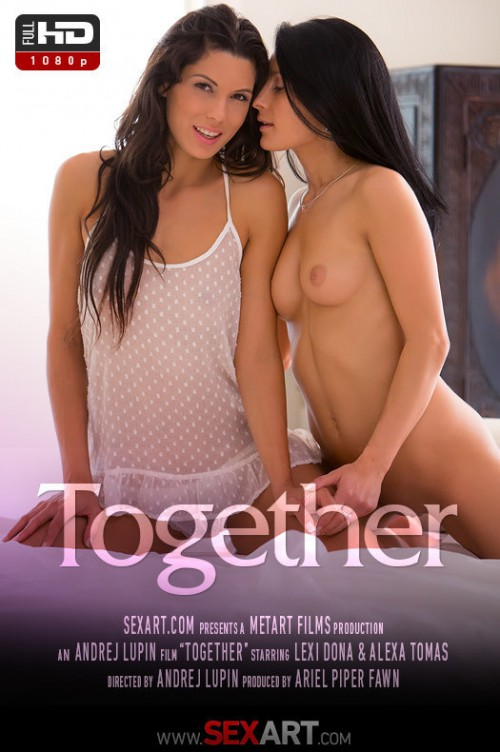 Alexa Tomas & Lexie Dona – Together