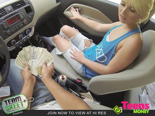 Teens Love Money - Dani Desire - Back Alley Doggystyle