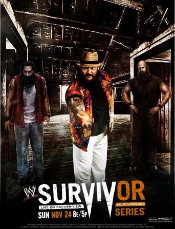 WWE Survivor Series (2013)