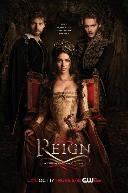 Nastoletnia Maria Stuart / Reign (Sezon 3)