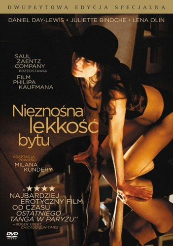 Nieznośna lekkość bytu / The Unbearable Lightness of Being