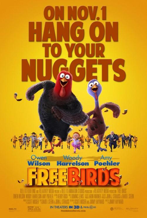 Skubani / Free Birds