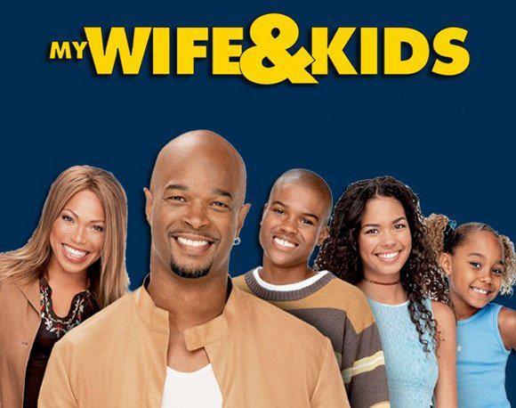 On, ona i dzieciaki / My Wife and Kids ( Sezon 3 )