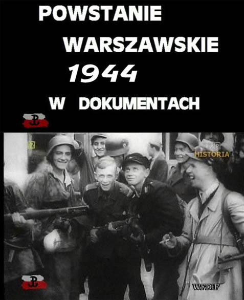 Powstanie Warszawskie w dokumentach