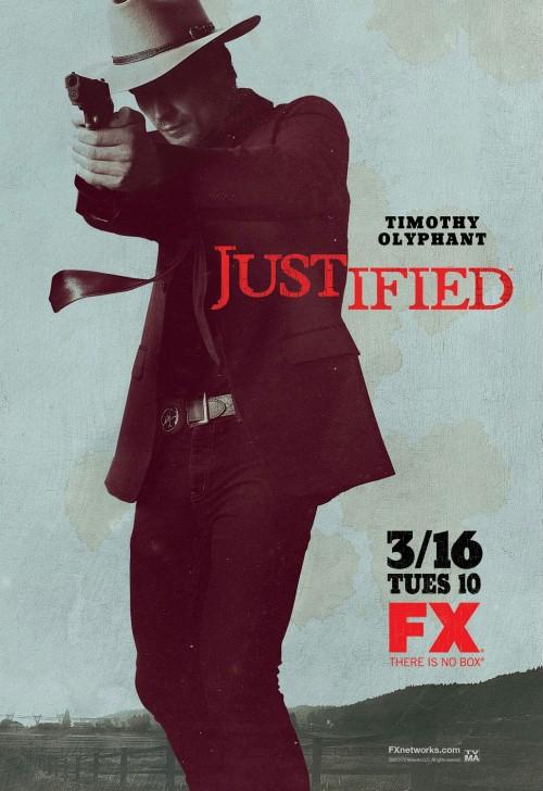 Justified: Bez przebaczenia / Justified (Sezon 5)