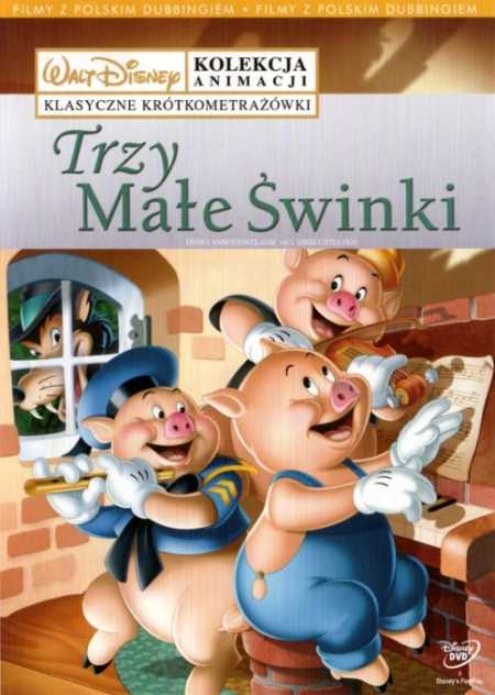 Trzy Małe Świnki / Three Little Pigs