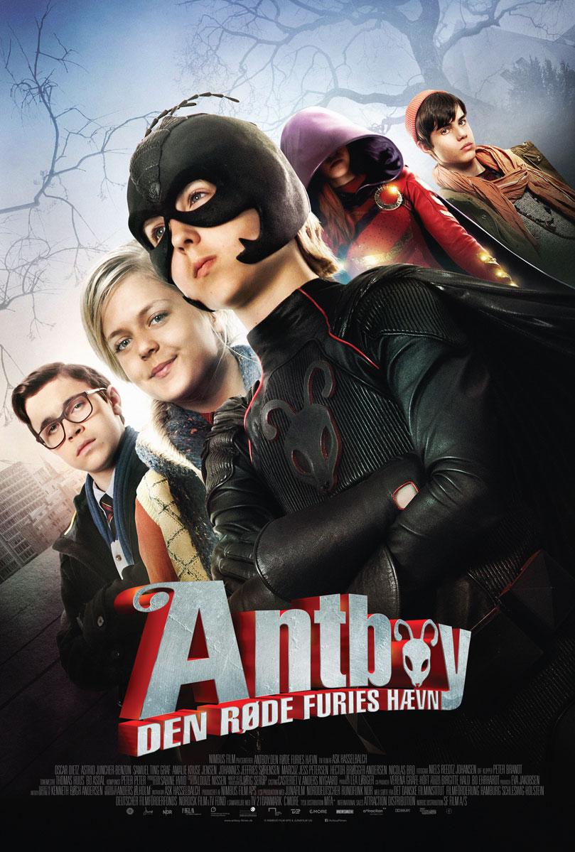 Antboy. Zemsta Czerwonej Furii / Antboy II Revenge of the Red Fury
