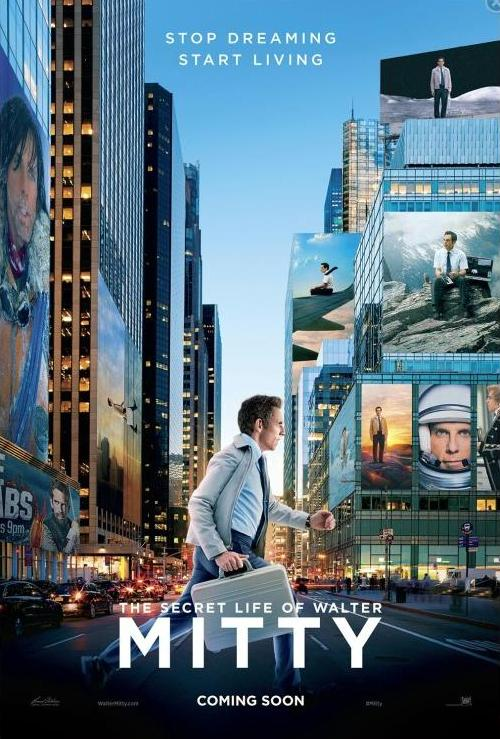 Sekretne życie Waltera Mitty / The Secret Life of Walter Mitty
