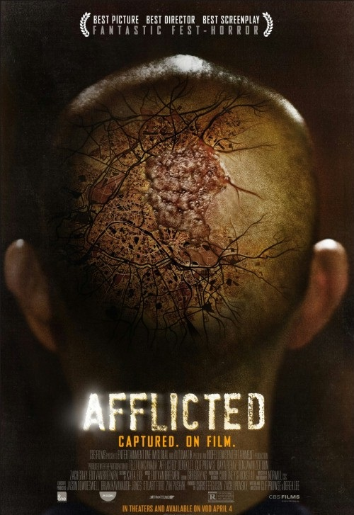 Dotknięcie mroku / Afflicted