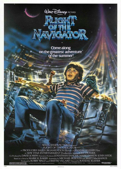 Ucieczka nawigatora / Flight of the Navigator