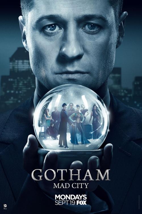 Gotham (Sezon 3)