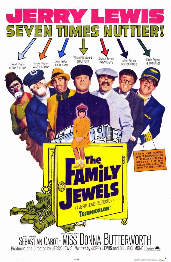 Rodzinny skarb / The Family Jewels