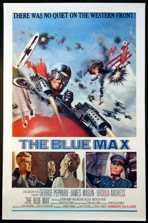 Blekitny Max / The Blue Max