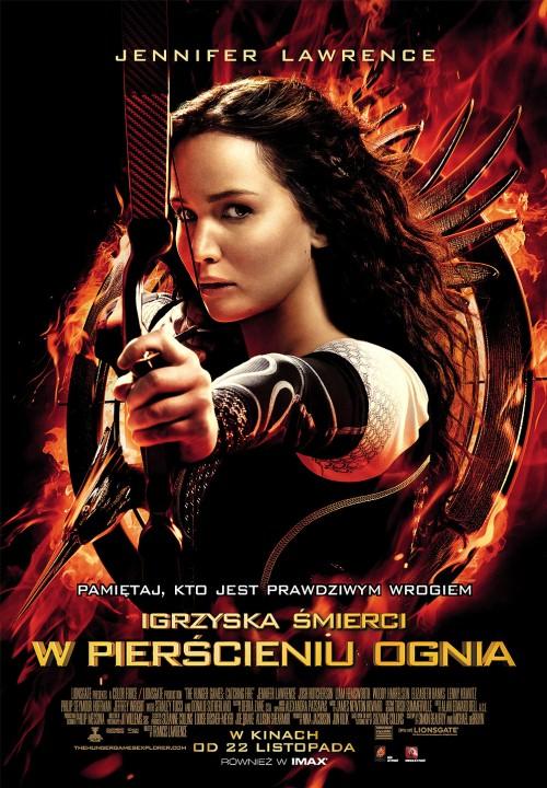Igrzyska Śmierci: W Pierścieniu Ognia / The Hunger Games: Catching Fire
