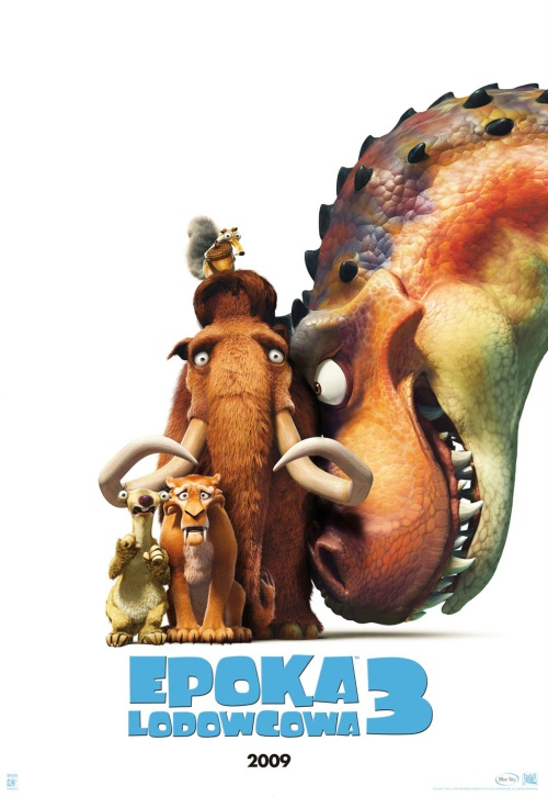 Epoka Lodowcowa 3: Era dinozaurów / Ice Age III: Dawn of the Dinosaurs
