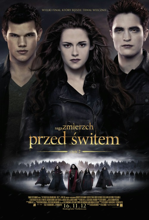 "Saga ""Zmierzch"": Przed świtem. Część 2 / The Twilight Saga Breaking Dawn Part 2"