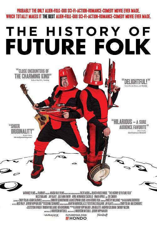 Historia Future Folk / The History of Future Folk