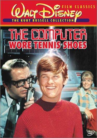 Komputer w Tenisówkach / The Computer Wore Tennis Shoes