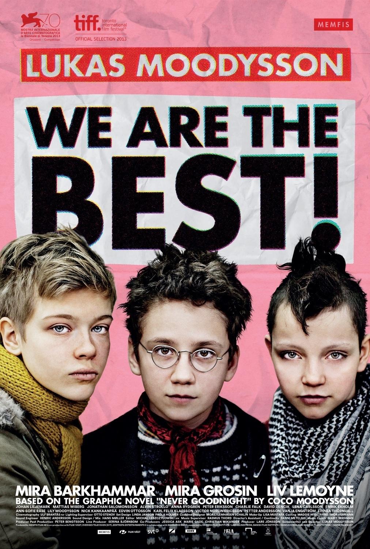Jesteśmy najlepsze / We Are the Best! / Vi är bäst!