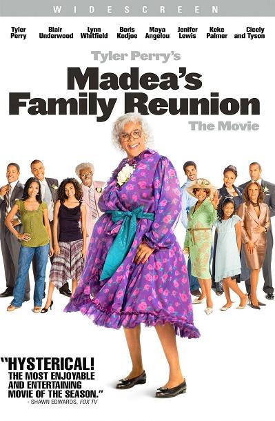 Moja wielka wściekła rodzina / Madea's Family Reunion