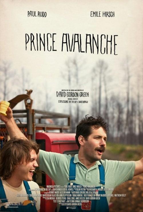 Droga przez Texas / Prince Avalanche