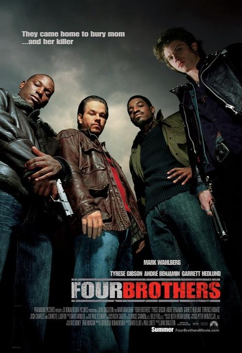 Czterej bracia / Four Brothers