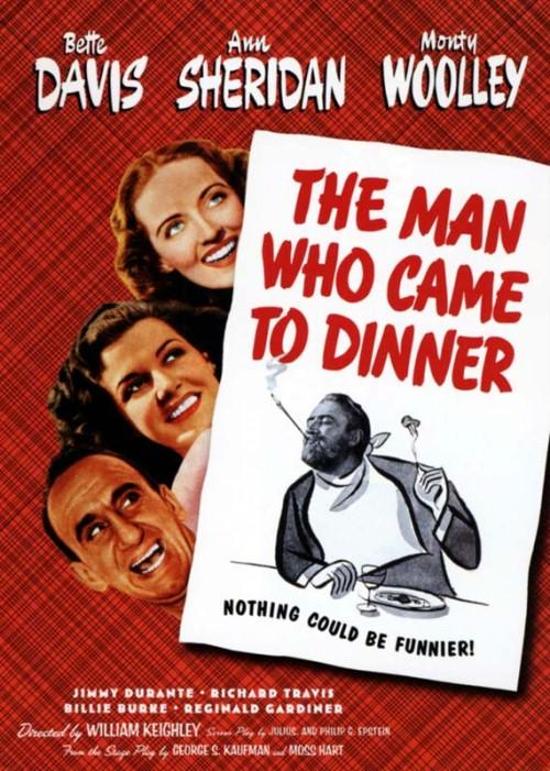 Człowiek, Który Przyszedł Na Obiad / Man Who Came to Dinner