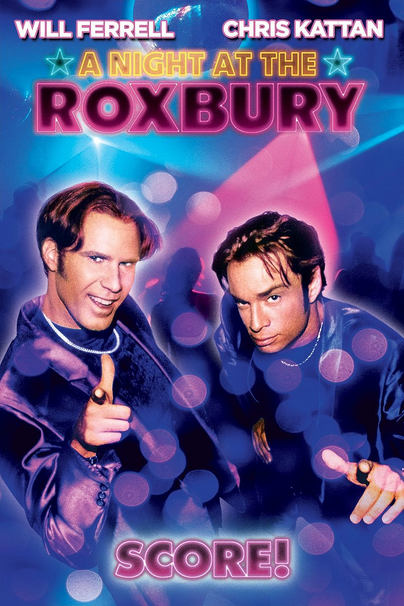 Odlotowy duet / A Night at the Roxbury
