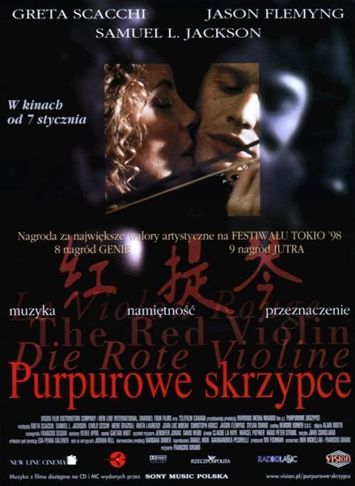 Purpurowe skrzypce / Violon rouge, Le