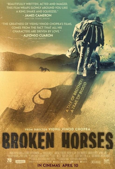 Ujarzmione konie / Broken Horses