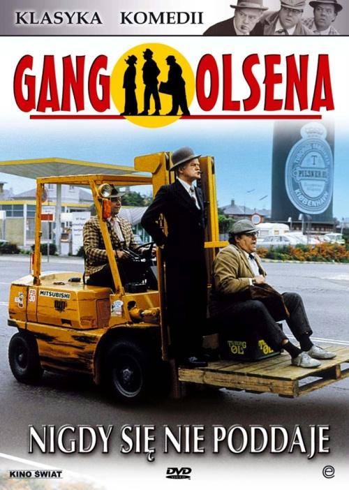 Gang Olsena: Nigdy Się Nie Poddaje / Olsen Bandens: Overgiver Sig Aldrig