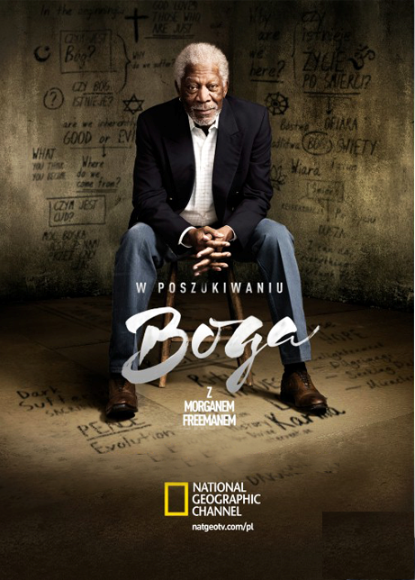 W Poszukiwaniu Boga z Morganem Freemanem / The Story Of God With Morgan Freeman