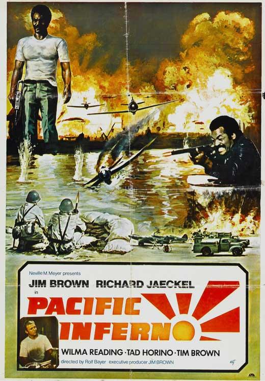 Piekło Pacyfiku / Pacific Inferno
