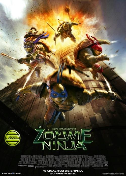 Wojownicze Żółwie Ninja / Teenage Mutant Ninja Turtles