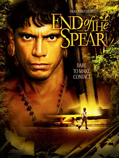 Ostrze W³óczni / End Of The Spear (2005) PL. DVDRip.Xvid-wasik / Lektor PL