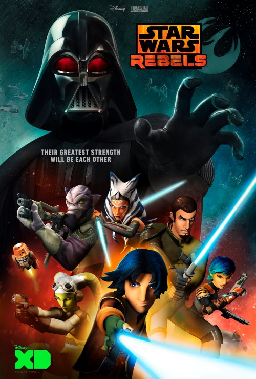 Star Wars: Rebelianci / Star Wars Rebels (Sezon 02)