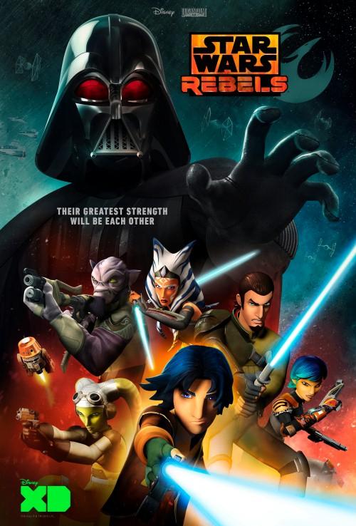 Star Wars: Rebelianci / Star Wars Rebels (Sezon 02)