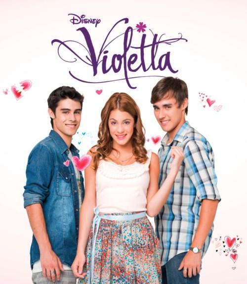 Violetta ( SEZON 1 )