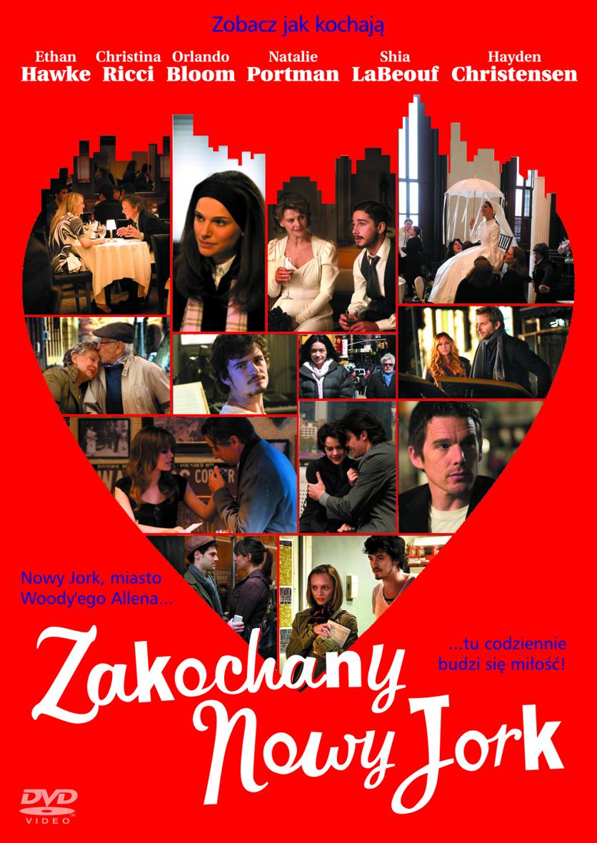 Zakochany Nowy Jork / New York, I Love You