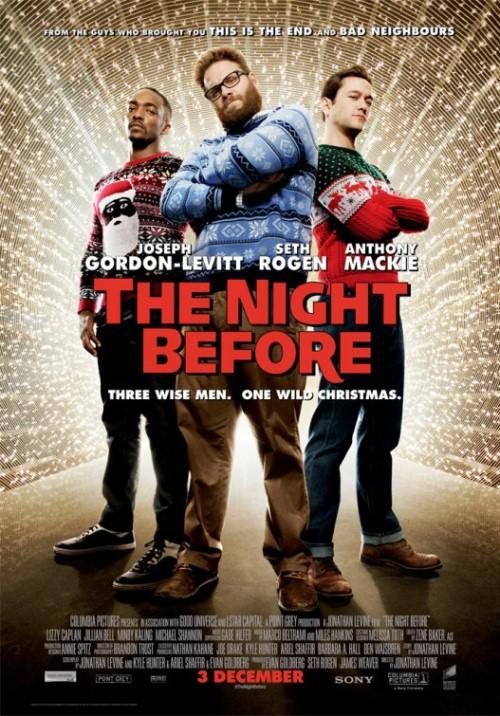Cicha noc / The Night Before
