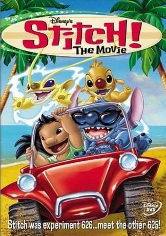 Stich! Misja / Stitch! The Movie