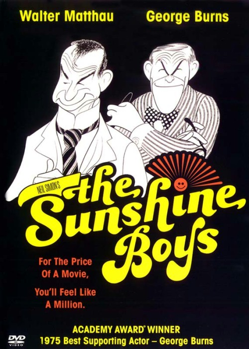Promienni chłopcy / The Sunshine Boys