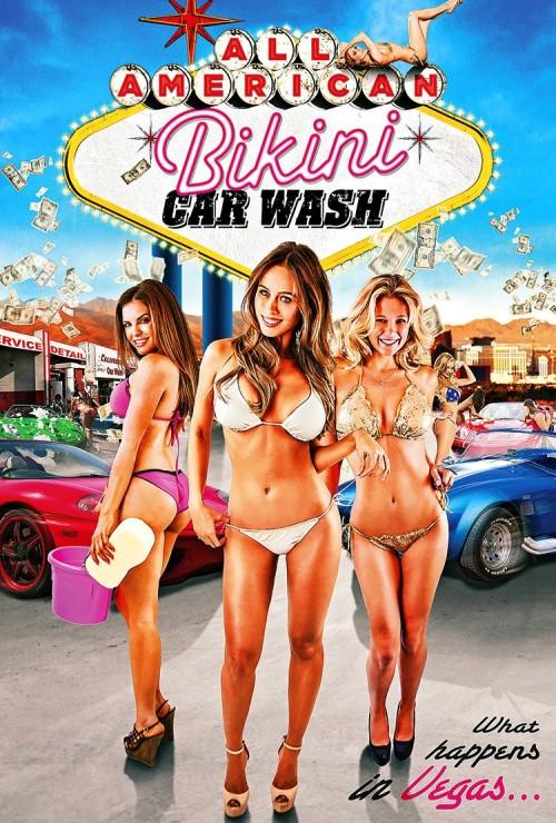 Sexy - Myjnia w bikini / All American Bikini Car Wash
