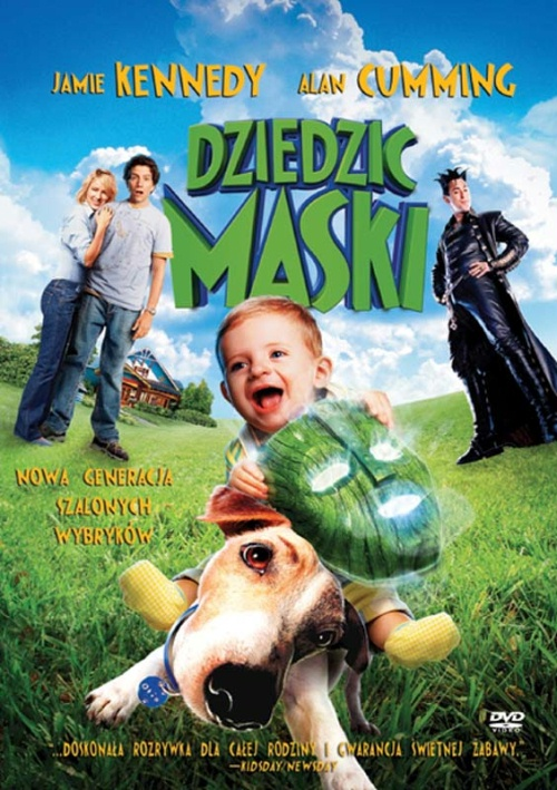 Dziedzic maski / Son of The Mask