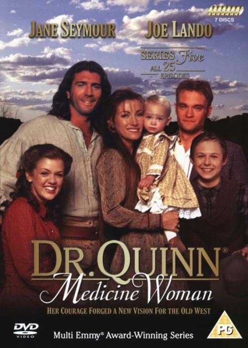 Doktor Quinn / Dr. Quinn, Medicine Woman (Sezon 02)