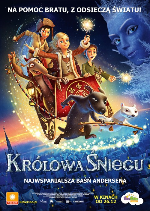 Królowa śniegu / Snezhnaya Koroleva / Snow Queen
